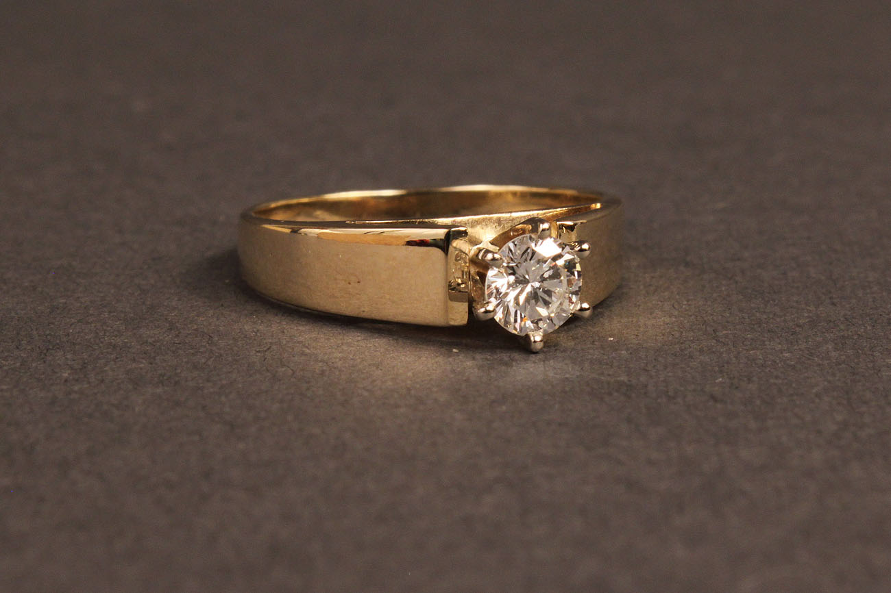 Estimate Weight Of Gold Ring