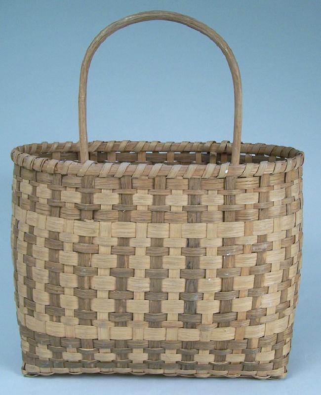 Southern Appalachian hanging basket