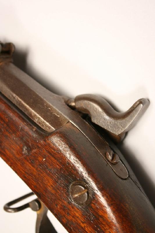 A Civil war 1863 Colt Hartford rifle – Lot #230