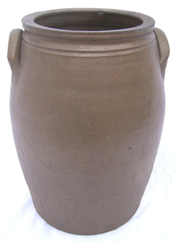 Tennessee stoneware jar