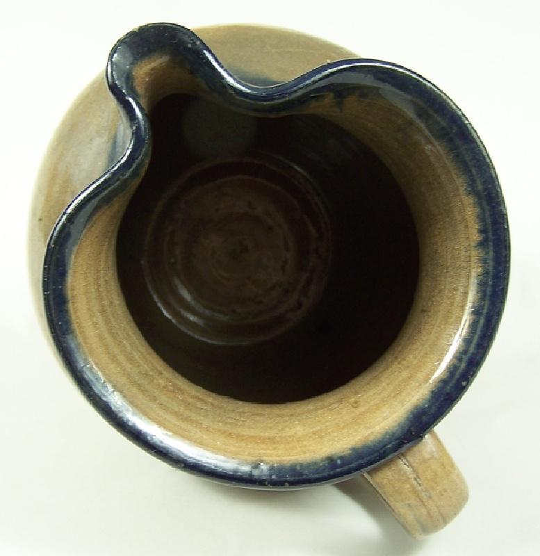 North Carolina Hilton pottery pitcher