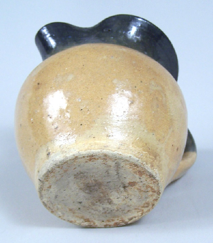 North Carolina Hilton pottery creamer