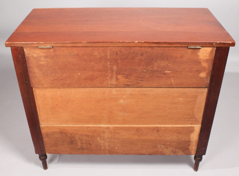 Middle Tennessee cherry diminutive blanket or sugar chest