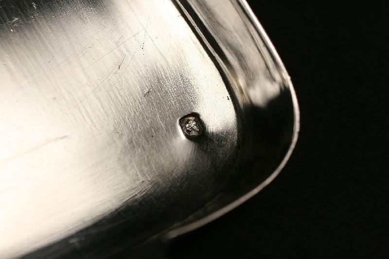 Tetard Freres Art Deco Silver Flatware Service
