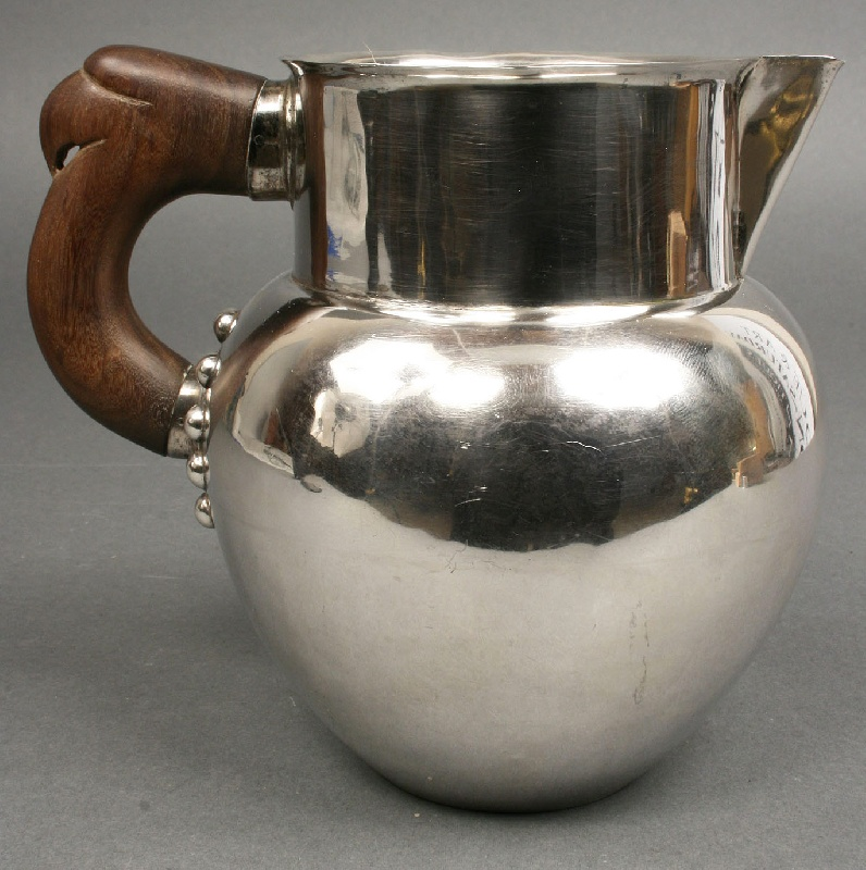William Spratling Mexican sterling silver pitcher