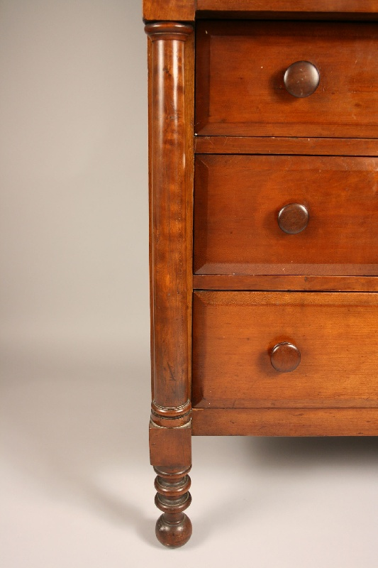 Middle Tennessee chest of drawers, signed and dated