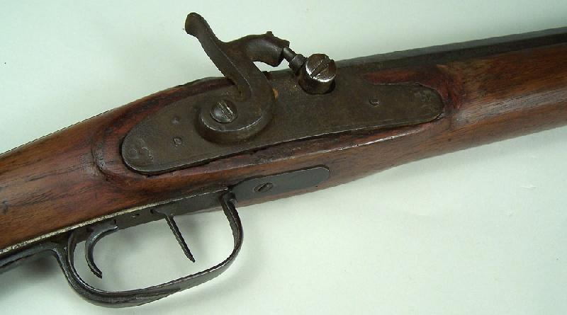 Tennessee long rifle, John Clement of Soddy Daisy, TN (lot#3)
