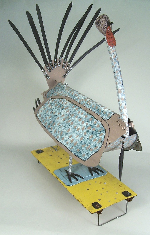 East Tennessee folk art turkey