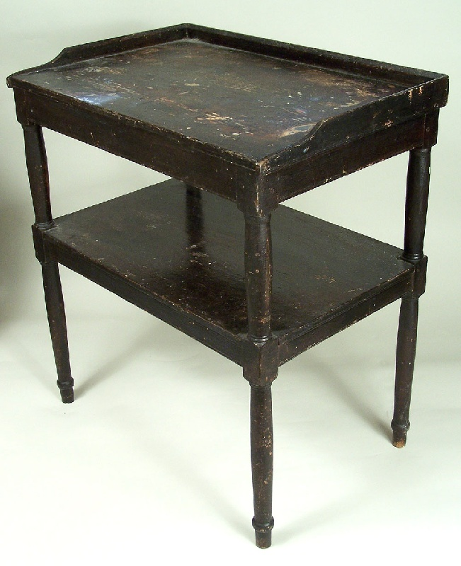 Southern server from Southwest Virginia (lot #72)