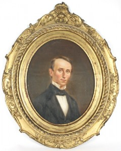"""Lot 160: An Important and rare portrait of William Walker, """"The Grey Eyed Man of Destiny"""""""