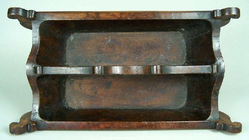 Exceptional cutlery tray, English or American (lot#209)