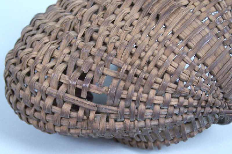 Kentucky miniature buttocks basket, found in Central KY (lot#86)