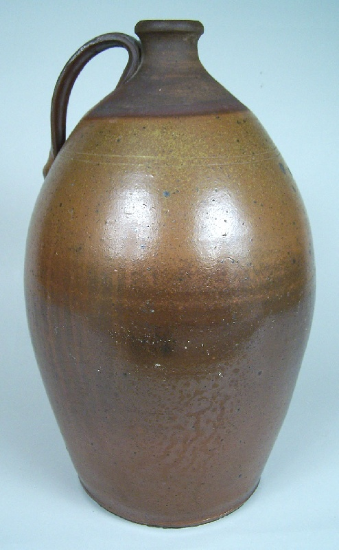 Middle Tennessee or Kentucky large jug, 19th century (lot#90)