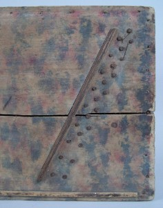 Tennessee paint decorated dulcimer, circa 1840 (lot#150) - Image 4
