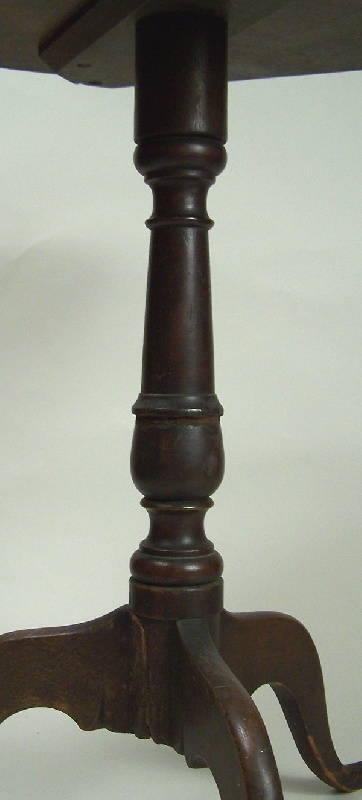 Southern candlestand in the old surface, Virginia or North Carolina (lot#69)