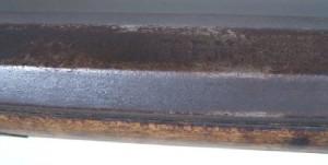 North Carolina long rifle, marked TFM for Thomas Fletcher Meritt (lot#2) - Image 3