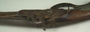 North Carolina long rifle, marked TFM for Thomas Fletcher Meritt (lot#2) - Image 6